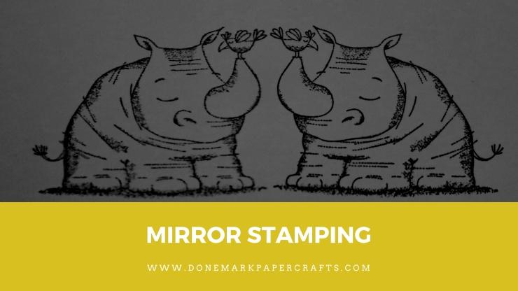 mirror stamping